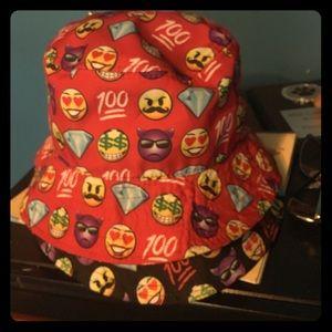 Other - Emoji bucket hats
